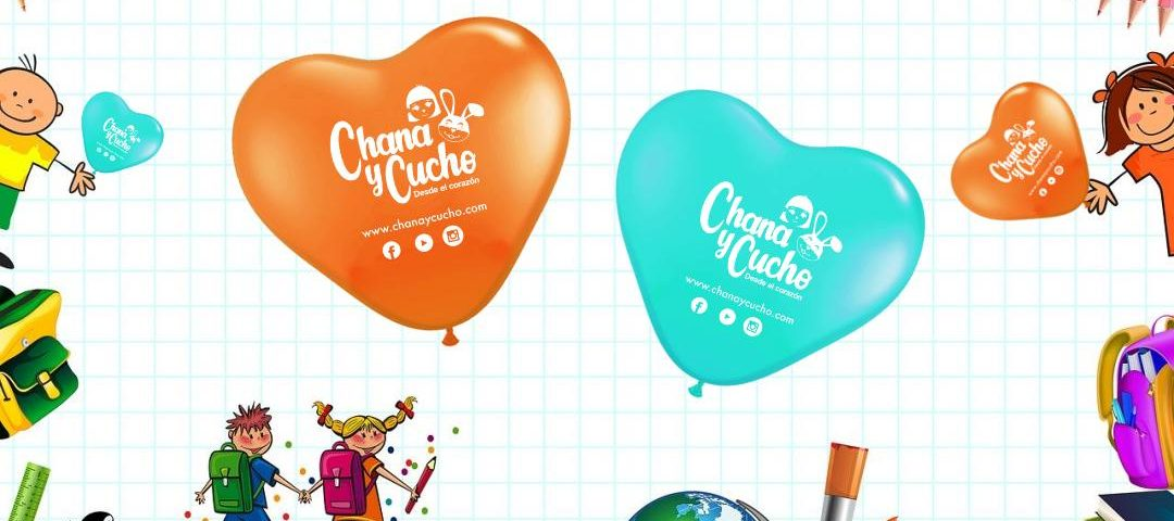 Globos Chana y Cucho