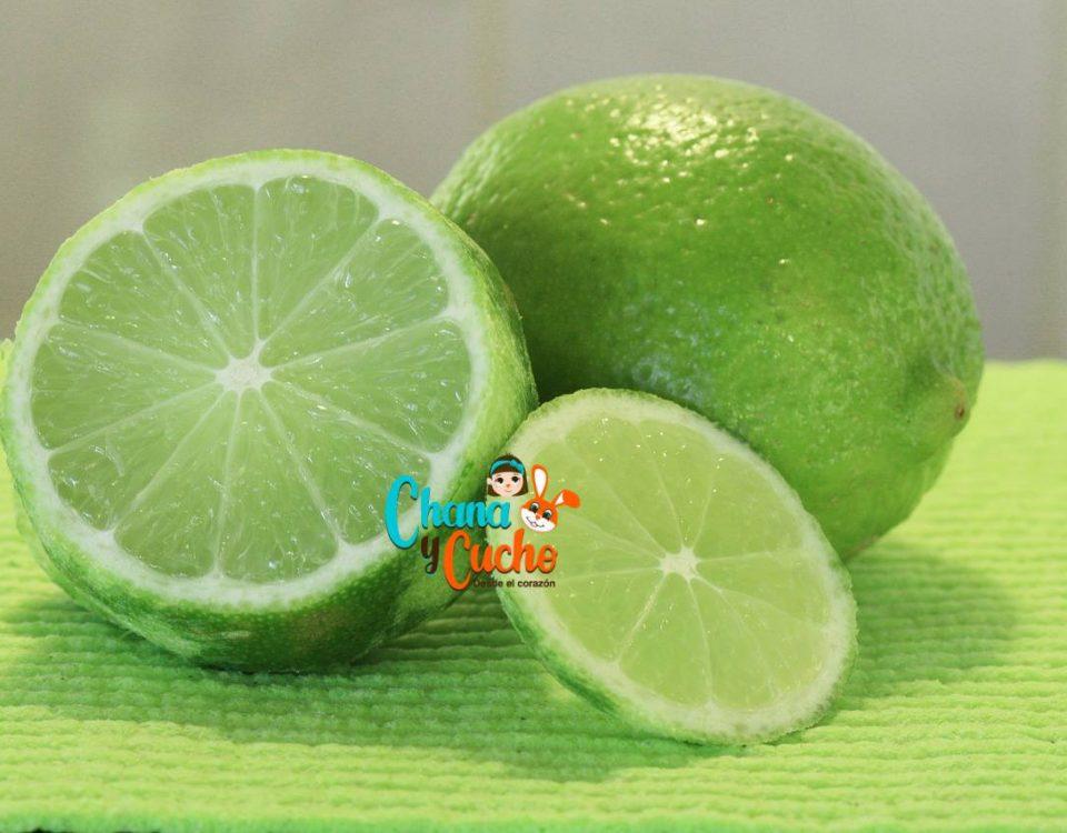Pai de limón Chana y Cucho