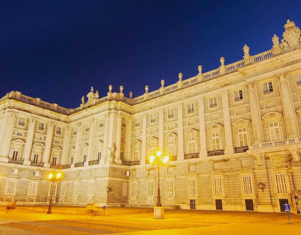 Palacio Real - Chana & Cucho